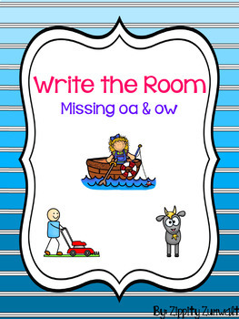 Write the Room - Missing oa & ow
