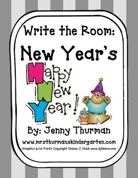 Write the Room: New Year's