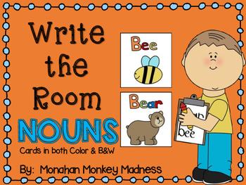 Write the Room Nouns