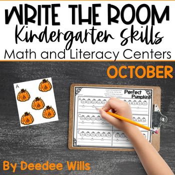 Write the Room October