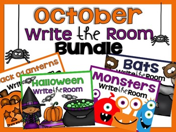 Write the Room {October Bundle}