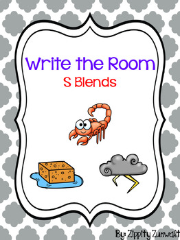 Write the Room - S Blends