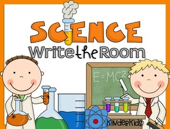 Write the Room {Science}