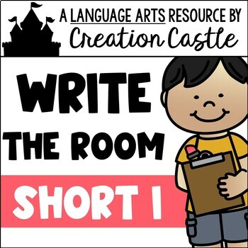 Write the Room - Short I Words
