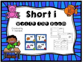 Write the Room - Short i