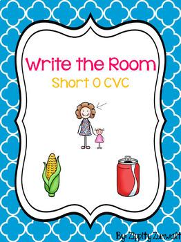 Write the Room - Short o