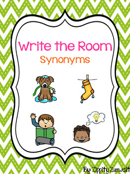 Write the Room - Synonyms