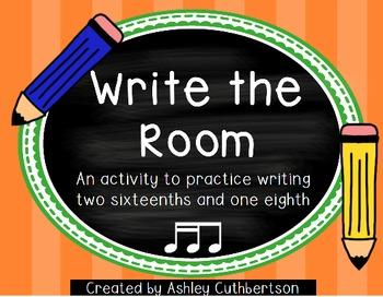 Write the Room: Taka-ti (Tika-ti)