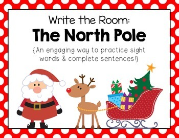 Write the Room: The North Pole