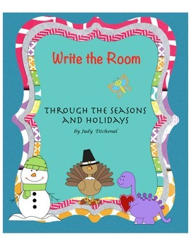 Write the Room Through the Seasons and Holidays