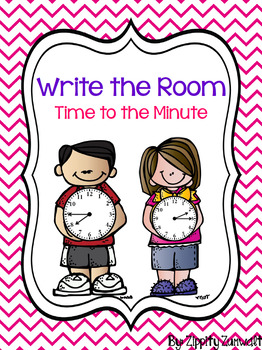 Write the Room - Time to the Minute