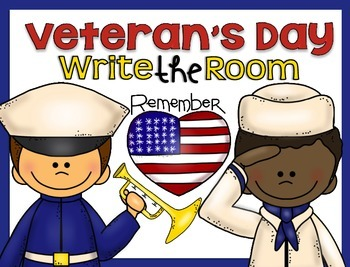 Write the Room {Veteran's Day}