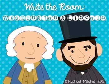 Write the Room: Washington & Lincoln