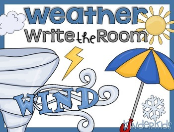 Write the Room {Weather}