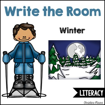 Write the Room - Winter - January