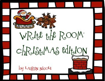 Write the Room- Winter Wonderland