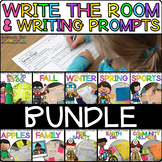 Write the Room & Writing Prompts Growing Bundle