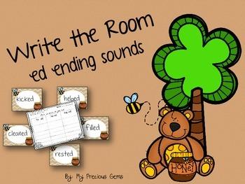 Write the Room (ed ending)