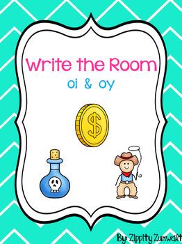 Write the Room - oi & oy