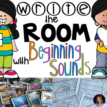 Write the Room with Beginning Sounds