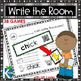 Write the Room with QR Codes: Phonics BUNDLE