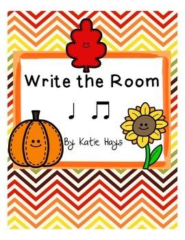 Write the Room with Ta & Ti-Ti: Fall Edition
