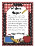 Writers Helper