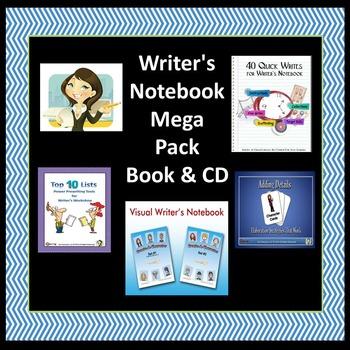 Writer's Notebook Mega Pack: 2-Day Workshop Version