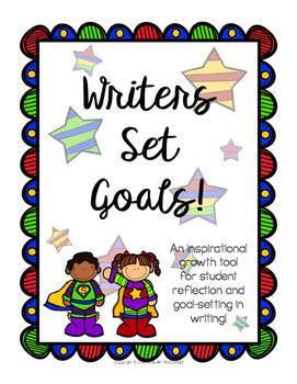 Writers Set Goals