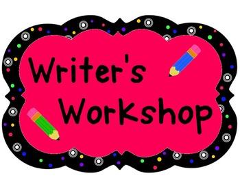 Writer's Workshop Monitoring System