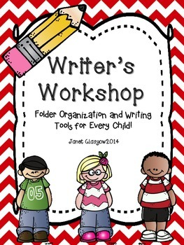 Writers Workshop Folder Organization