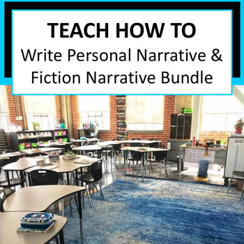 Personal Narrative and Narrative Bundle
