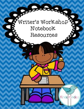 Writer's Workshop Notebook Resources
