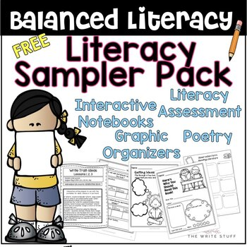 Writer's Workshop Sampler Packet