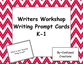 K-1 Prompts Writing