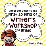 Writer's Workshop LAUNCH for 2nd Grade: 20(+) lessons to h