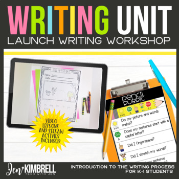 Writers' Workshop: Getting Started with Emergent Writers