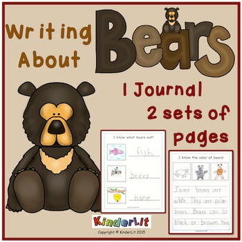 Writing About Bears