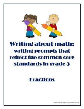 Writing About Fractions
