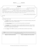 Writing About Mood: Essay Template