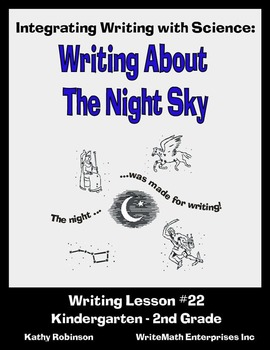 Writing About The Night Sky - 5 Days of Complete Writing W