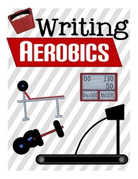 Writing Aerobics: A Year Long Spiral Figurative Language W