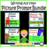 Writing All Year Picture Prompt Bundle