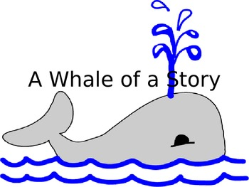 Writing Assignment - Whale and Turtle Origami