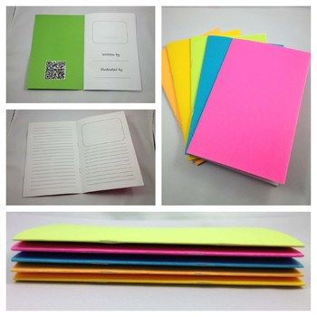 Writing Booklet Pages- Student Writing - Primary