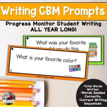Writing CBM Data Collection