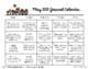 Writing Calendar - May 2015 & IB