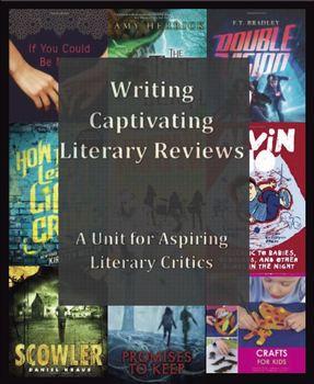Writing Captivating Literary Reviews
