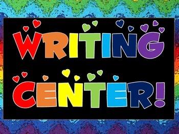 Writing Center!