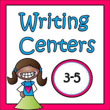 Writing Center: 3-5